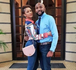 Celeb Couple Banky W & Wife, Adesua Look Lovely In New Photos